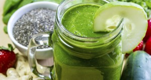 Healthy Green juice smooth