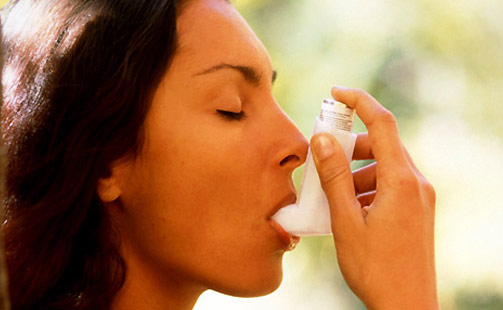 helping asthma naturally