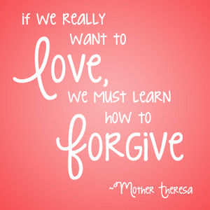 Learning to Forgive: The Spiritual Side of Mending Relationships